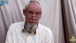 Aqmi diffuse une vidéo montrant deux otages au Sahel, un Français et un