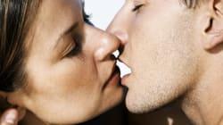 10초간의 키스, 세균 8천만 마리의