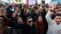 Les étudiants algériens contestent le système