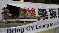 홍콩 시위 사실상 끝? 중단 여론