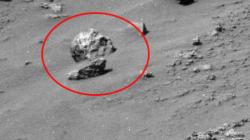 '화성 해골'의 정체는