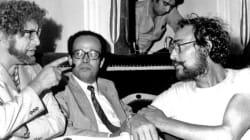 Cérès a 50 ans: 1966. Zoubeir, Boularès et Aly Ben Ayed (PHOTO