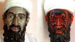 CIA 제작 '빈 라덴 인형', 1300만 원에