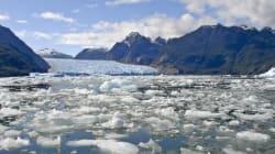 2080년 남미 빙하