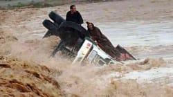 Le Maroc prend l'eau