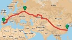 Τέλος εποχής για τον Υπερσιβηρικό: Αυτή είναι η νέα μεγαλύτερη διαδρομή με τραίνο στο