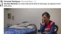 Ses photos d'une expulsion ont ému l'Espagne, il