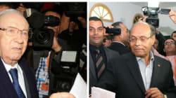 Marzouki - Caïd Essebsi: Deux candidats que tout