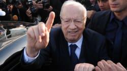 Béji Caïd Essebsi n'entend pas relever le défi lancé par Moncef