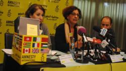 Pour Amnesty International, les Algériennes ne sont pas suffisamment protégées contre les