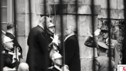 Cérès a 50 ans: 1961. Bourguiba et de Gaulle: Le Sommet de Rambouillet (PHOTO