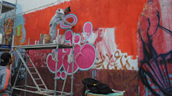 Du graffiti à Alger