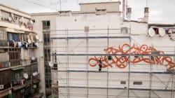 L'artiste franco-tunisien eL Seed est à Alger pour peindre un immense