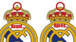 Le Real Madrid modifie son logo pour son public