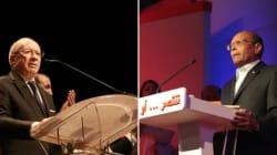 Les déclarations que Béji Caïd Essebsi et Moncef Marzouki pourraient