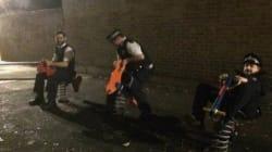 Σωστό ή Λάθος; Χαμός στο Λονδίνο με τους αστυνομικούς που καβάλησαν αλογάκια εν ώρα