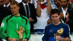 Ballon d'or 2014: Les trois