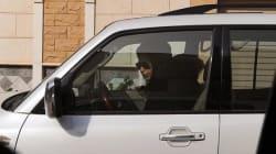 Une saoudienne arrêtée parce qu'elle conduisait une