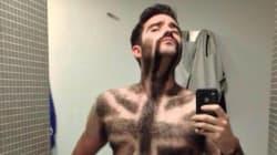Les moustaches les plus insolites du Movember
