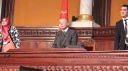 Tunisie - Séance inaugurale de l'Assemblée: Les problèmes