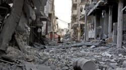 시리아 내전 45개월째