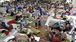 1 εκατ. οι άστεγοι στις Φιλιππίνες από τον τυφώνα Χόγκπιτ