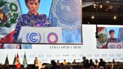Climat: Semaine décisive à Lima dans l'espoir d'un accord ambitieux en