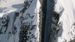 La descente à ski la plus extrême de tous les temps