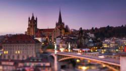 A Love Affair With Lausanne,