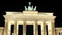 통일된 베를린! 그 시민이