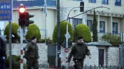 Attentat contre l'ambassade d'Israël, le gouvernement grec