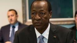 Blaise Compaoré a quitté le Maroc pour la Côte