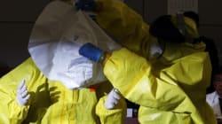 에볼라 구호대 1진 오늘