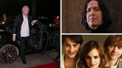 Dans la vraie vie, Severus Rogue est un