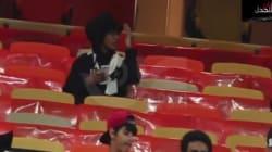 Arabie Saoudite: Elle assiste à un match de football déguisée en homme, les autorités l'arrêtent
