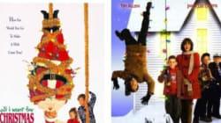 7 αποδείξεις ότι το Χόλιγουντ έχει αρχίσει να ξεμένει από Xριστουγεννιάτικες