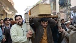 Θρήνος στο Πακιστάν για το μακελειό στο