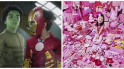 Fille d'intérieur vs. Garçon superhéros: Le marketing du genre en Tunisie et