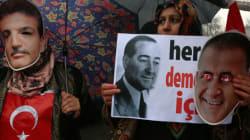 Turquie: Un patron de presse inculpé, mandat requis contre Fethullah Gülen, ex-allié