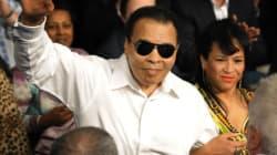 La légende de la boxe Mohamed Ali
