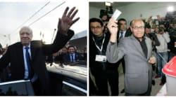 Présidentielle: L'équipe de Béji Caïd Essebsi crie victoire, celle de Moncef Marzouki