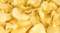 허니버터칩, 감자칩 시장 판도