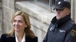 Espagne: l'infante Cristina renvoyée devant un tribunal, une première pour la famille