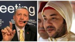Mohammed VI rencontre Erdogan