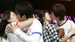 서울 여자 30%, 첫만남에 키스