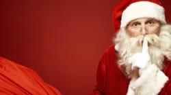 Und es gibt den Weihnachtsmann