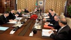 Conseil restreint à la présidence sur l'