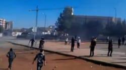 Près de 100 blessés dans des heurts entre étudiants et policiers à