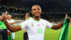 Yacine Brahimi dans le top 100 des footballeurs en