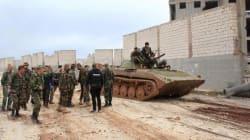 Syrie: raids sur des fiefs de l'EI, près de 40 civils